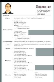 Demo Cv Format Samples Of Resumes Sample Accounting Resume New Updated Whats Ideas For Sales Examples