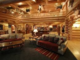 Huge Log Home Kitchens The Massive Log Home Above Features A Large ... Log Cabin Kitchen Designs Iezdz Elegant And Peaceful Home Design Howell New Jersey By Line Kitchens Your Rustic Ideas Tips Inspiration Island Simple Tiny Small Interior Decorating House Photos Unique Best 25 On Youtube Beuatiful