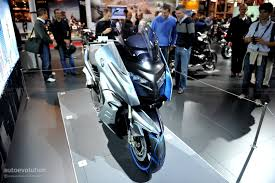 EICMA 2010 BMW Concept C Live Photos
