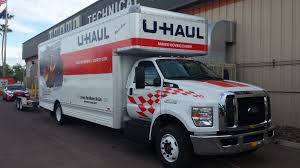 Top 10 Reasons 2015 Was A Memorable Year At U-Haul - My U-Haul ... Uhaul Truck Rental Reviews The Evolution Of Trailers My Storymy Story How To Choose The Right Size Moving Insider Business Spotlight Company Moves Residents From Old Homemade Rv Converted Garage Doors Marietta Ga Box Roll Up Door Trucks U Haul Stock Photos Images Alamy About Uhaultipsfordoityouelfmovers Dealer Hobart Lumber Celebrates 100 Years