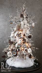 Raz Christmas Decorations 2015 by 202 Best Christmas Trees Woodland Images On Pinterest Christmas