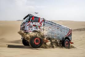 100 Dakar Truck Rally CORPORATE HINO MOTORS