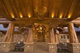 pioneers log homes of columbia
