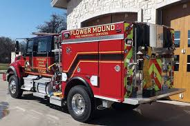 3 The Flower Mound Type WUI Pumper Has Five Whelen 12 Volt Pioneer LED