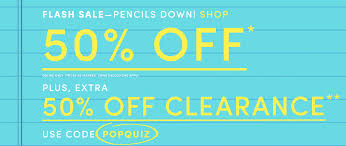 TODAY ONLY - Extra 50% Off J.Crew Coupon - Cop Deals | Cop Deals Extra 25 Off Orders Over 100 J Crew Factory Jcrew Dealhack Promo Codes Coupons Clearance Discounts Shopping Deals November 2019 Gigantic Discount Code Mint Arrow In Store Online Printable Kicks Crew Promo Codes Old Navy Credit Card Cash Advance Free Shipping Coupon 2018 Best Deals Hotels Boston Jz Beauty Mens Wearhouse Coupons Printable Coupon For J Factory Store Food Uk 9 Things You Should Know About The Honey Plugin Gigworkercom