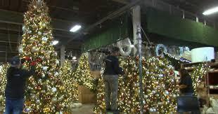 Christmas Tree Cataract Surgery by Inside American Christmas The Company Behind New York City U0027s
