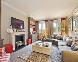 Simple Living Room Ideas Corner Sofa Design With In Inspiration