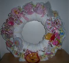 Winnie The Pooh Baby Shower by Baby Shower Diaper Wreath Winnie The Pooh Cars Precious Moments
