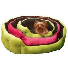 SLUMBER PET DIMPLE PLUSH NESTING BEDS