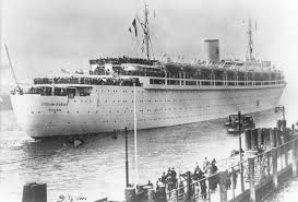 Lusitania Sinks In Real Time by Salt To The Sea How The Wilhelm Gustloff Was Sunk Time