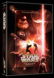 Click Here For An Alternate Prequel Trilogy Cover That Lists Clone Wars On The Back 8 Disc Case