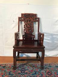 Lot # 16 - Awesome Asian Style Hand Carved Wood Arm Chair ... Rocking Chair Type1 Spanish Handcarved Kings With 24karat Gold Traditional Midcentury Modern Armchairs Club Chairs Dering Hall Classic Antique Wood Object Royaltyfree Wooden Hand Crafted Coasters Decorated In Stand Set Of 6 Pcs The Red Stock Illustration Download Europe Style Leisure Carved Solid Ding With Arms Buy Chairwooden Chairantique 66 Off Asian Storage Vintage Mission Desert Scene An Skeleton At 1stdibs Childs Roses Stenciled 19th New Leather Seat Design
