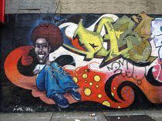 Joe Strummer Mural New York City by Abandoned Factory Abandoned Street Art And Artist