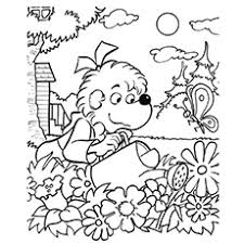 Top 25 Free Printable Berenstain Bears Coloring Pages Online