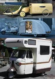 These Cool Little Campers Wont Get You Far But They Are Sure To Look At Huh Not The RVing Dream A Fun Local Trip Would Be Perfect Lol