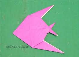 It Is Easy To Le Simple Origami Fish