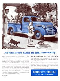 100 Hauling Jobs For Pickup Trucks Dodge JobRated Advertising Campaign 19451947 Fit The