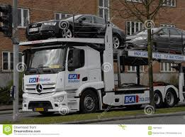 BCA AUTO AUCTIONS TRUCK TRANSPORTATION Editorial Stock Photo - Image ...
