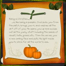 Cross Pumpkin Carving Patterns Christian by A Christian Pumpkin Poem Click The Link To Read The Words It U0027s A