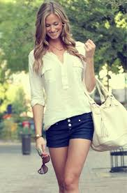 A Girl In White Short Dress Along With Purse And Goggles Looks Perfect Outfit For Summer