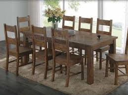 Great Solid Wood 7 Pc Ding Set