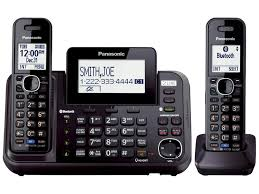 Link2Cell 2 Line Cordless Phone 2 Handsets