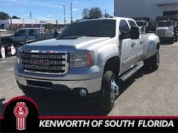 100 Gmc Truck 2013 GMC SIERRA 3500 SLT Fort Lauderdale FL 5005573507