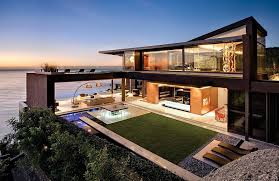 Waterfront Home Designs Australia - Aloin.info - Aloin.info Stunning Home With Two Pavilions Linked By A Central Courtyard Modern Luxury House Sophisticate Exterior House Interior Sustainable Design Architects Extraordinary Unique Luxury Plans Contemporary Best Idea Building Specialists Cambuild Beach With Cantilevered Pool 006 City 4d Designs Beautiful Floor Australia Modern Gallecategory And Beachfront