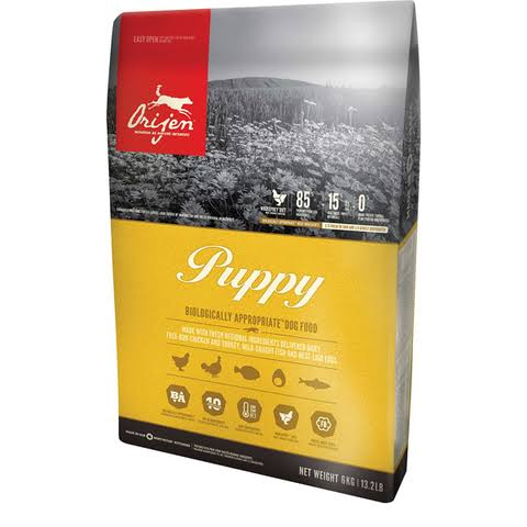 Orijen Whole Prey Puppy Dry Food - 6kg