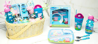 peppa pig new zak easy grip 2 flatware set kitchen