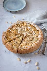 apfelkuchen mit mandeln der beste rührteig für vegane