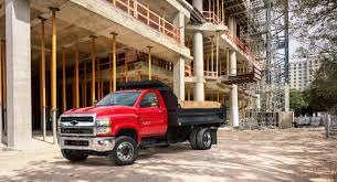 100 All Line Truck Sales Chevrolet Unveils The 2019 Silverado 4500HD 5500HD And 6500HD At