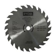 Ryobi Tile Saw Blade by Ryobi P580 Wet Dry Tile Saw 18v One