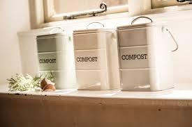 kompostbehälter küche 3 liter 16 5x12x24 cm