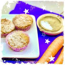 gesunde karotten muffins ohne ei vegan