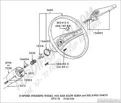 100 1977 Ford Truck Parts Steering Column Wiring Wiring Diagram