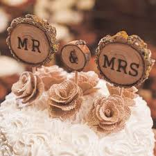 Wedding Cake Toppers Rustic Picture Best 25 Ideas Mr Mrs