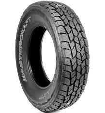 100 Mastercraft Truck Tires Courser AXT LT 27565R18 123120S E 10 Ply AT AT All Terrain Tire