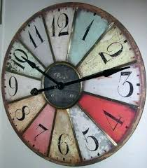Large Wall Clock With Pendulum Clocks Sale For
