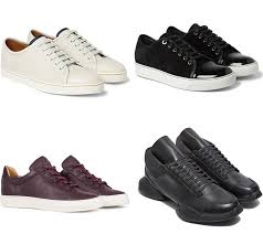 Current Styles High End Mens Fashion Sneakers