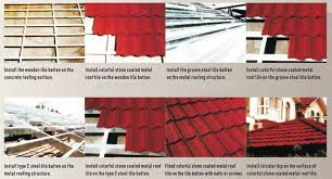 types of metal roofing roof tiles types and prices metal roof