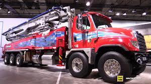 100 Concrete Pumper Truck 2019 Freightliner 114 SD Pump Walkaround 2019 IAA