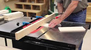 Sawstop Cabinet Saw Outfeed Table by The Down To Earth Woodworker Sawstop Outfeed Table Part 6a Youtube