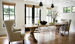 Rustic Dining Room Images by Springtime Rustic Dining Room Looks For Under 10k