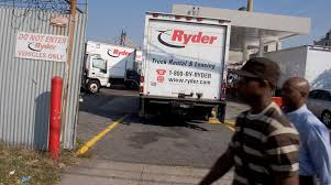 Ryder Announces Truck Sharing Program To Begin Next Month ...