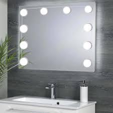 spiegel beleuchtung dimmbar led spiegelleuchte 6500k led