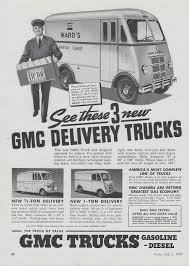100 1940 Gmc Truck Three New GMC Delivery S Ad Wards TipTop Bread T