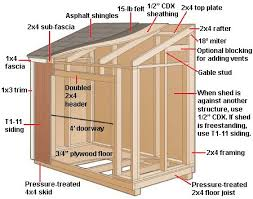 10x14 Garden Shed Plans by Best 25 Lean To Shed Ideas On Pinterest Lean To Tractor Shed