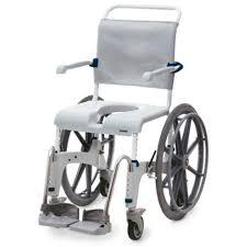 fauteuil de à pousser aquatec invacare