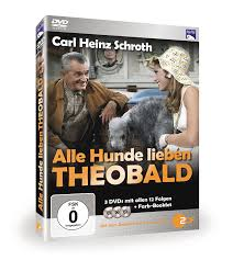 alle hunde lieben theobald 3 dvds de carl heinz